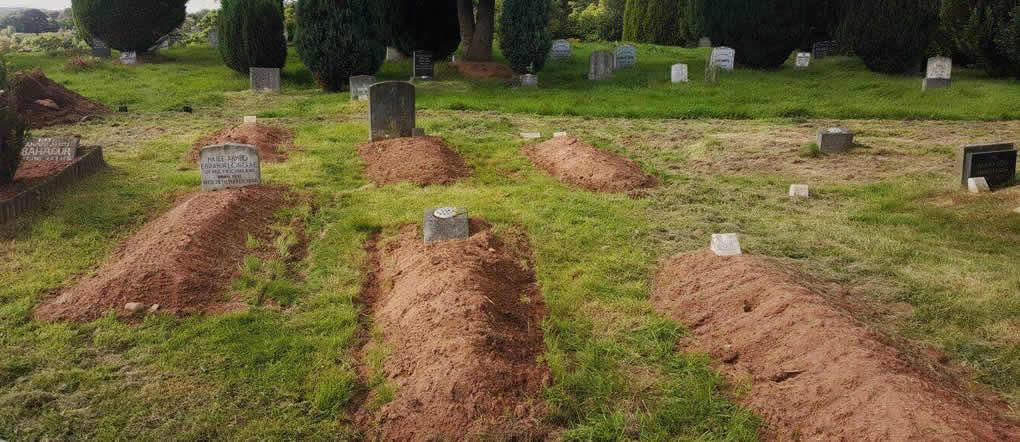 Grave Restoration